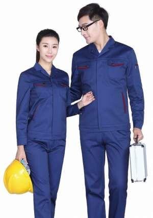 员工穿着工作服时有哪些规定?