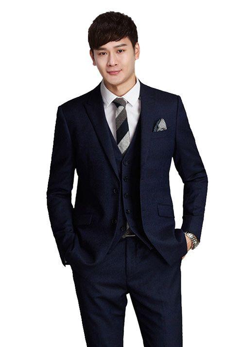 西装定制领带怎么选择搭配?