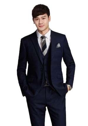 西装定制领带怎么选择搭配-